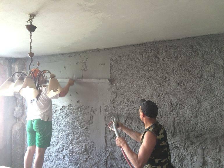 Как штукатурить стены своими руками (105 фото): подготовка, подробная полная инструкция по работе