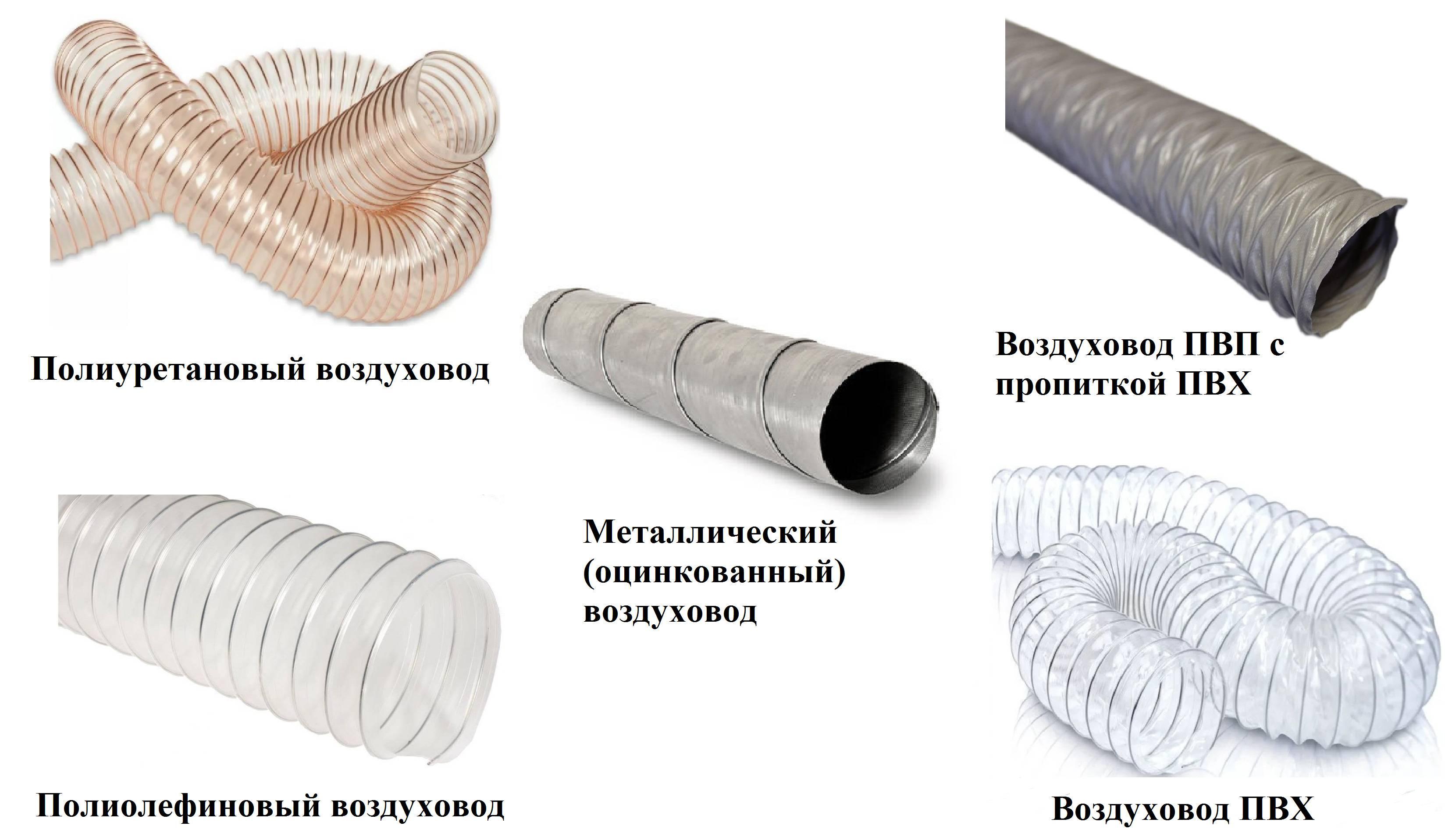 Выбор воздуховодов: гост, снип, класс герметичности и плотности