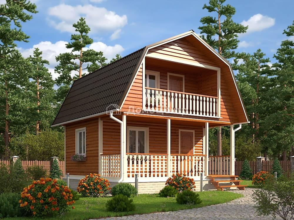 Идеи проектов дачных домиков + (требования)