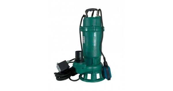 Как выбрать фекальный насос для откачки канализации и выгребных ям?