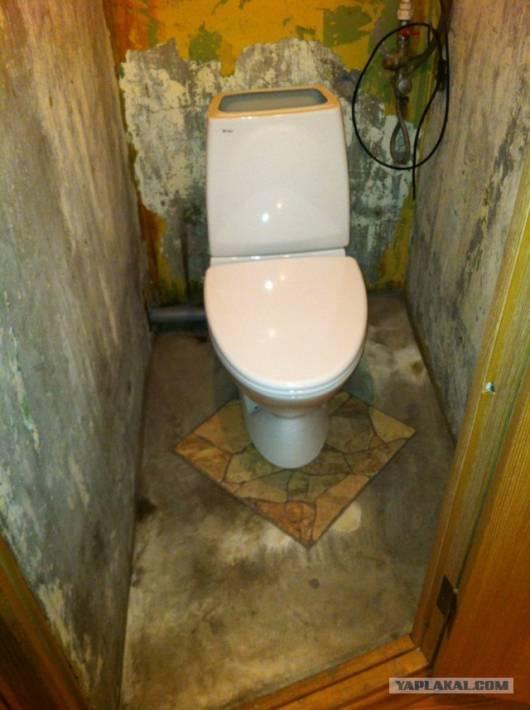 Мой ремонт туалета своими руками | школа ремонта | школа ремонта. ремонт своими руками. советы профессионалов