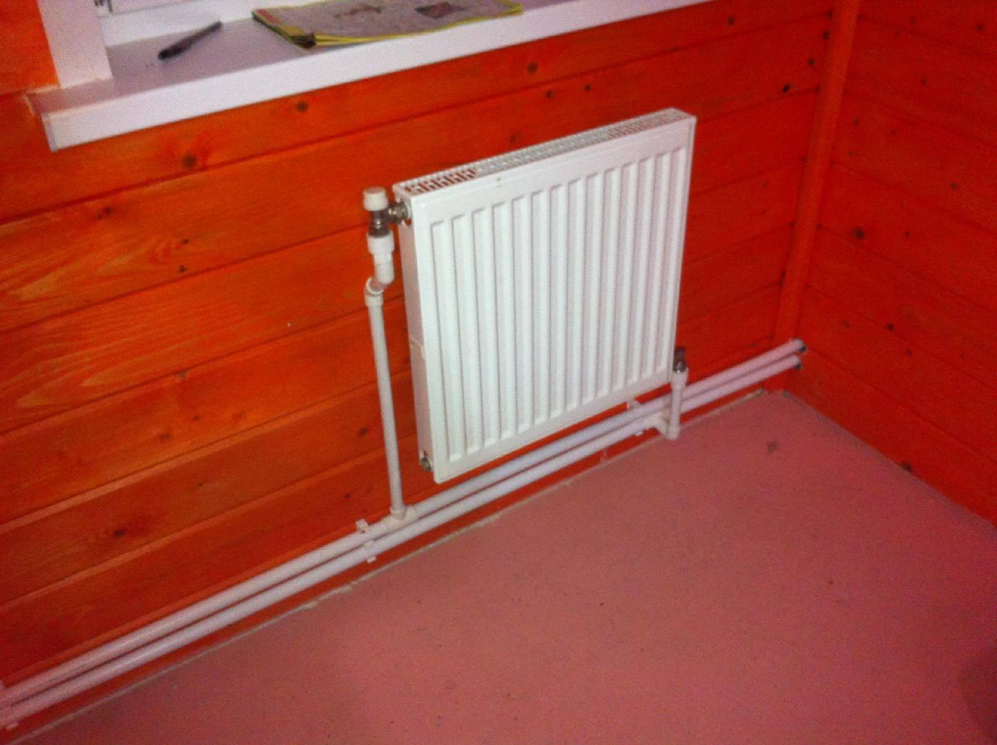 Какие можно сделать самодельные радиаторы отопления – варианты конструкций