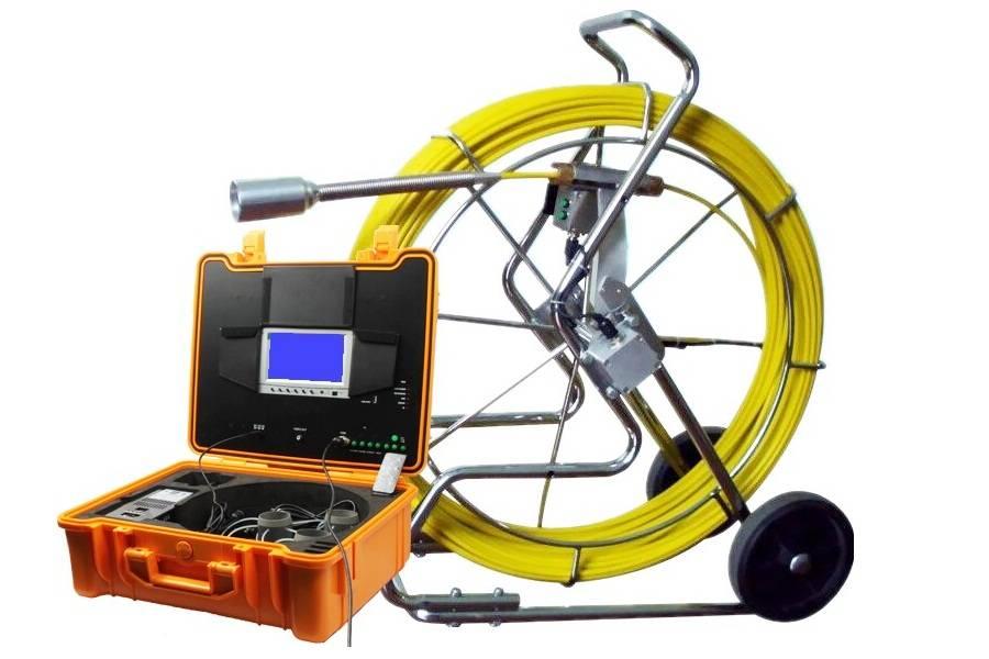Телеинспекция канализации: видеодиагностика канализационных труб