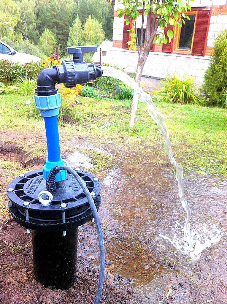 Можно поливать водопроводной водой огород