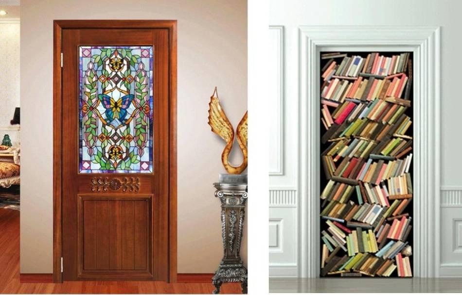 Как отреставрировать старые межкомнатные двери