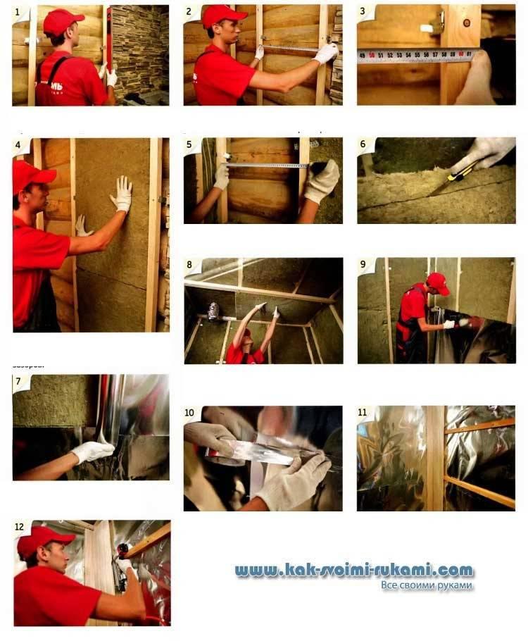 Отделка парилки в бане своими руками: как и чем отделать парную - фото и видео прилагаются, много подробностей