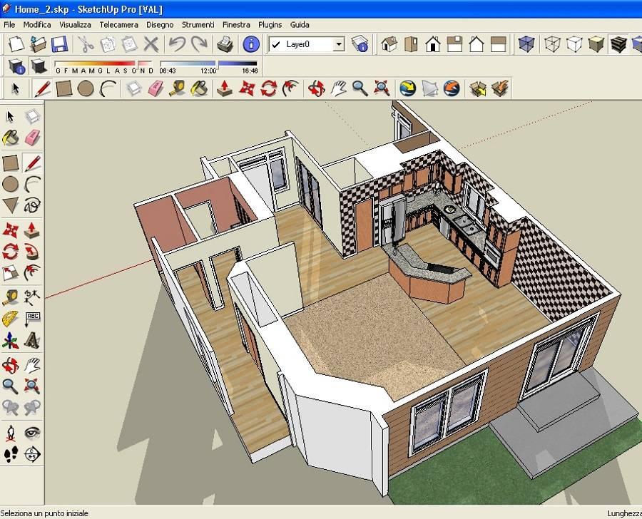 Проектирование дома онлайн в 3d — программа для проектирования домов