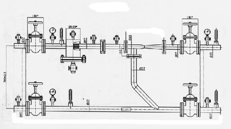 Устройство и принцип работы элеваторного узла отопления