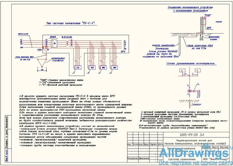 Временное электроснабжение на стройке: инструкция