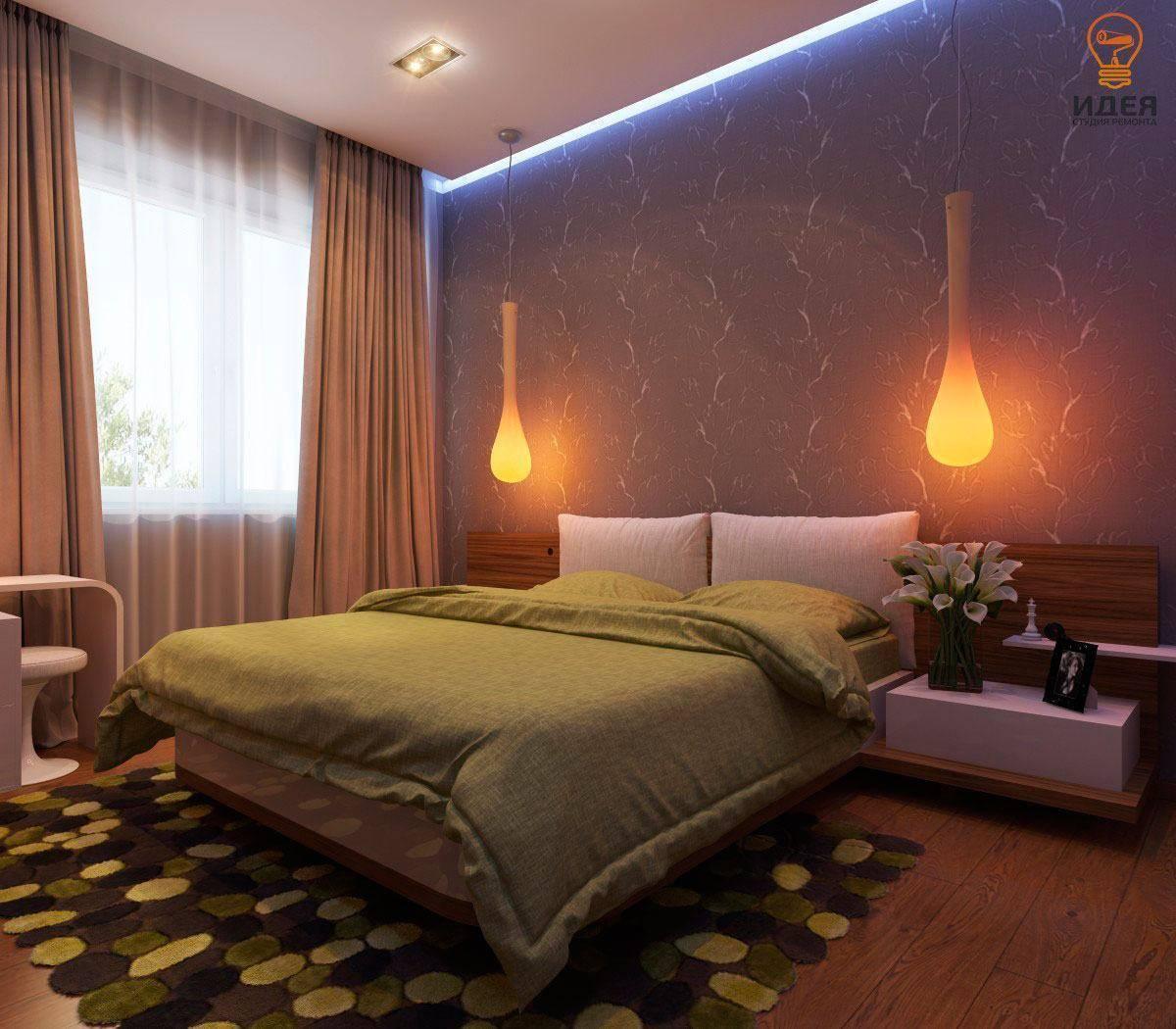 7 непривычных и практичных мест для светодиодной ленты в квартире.