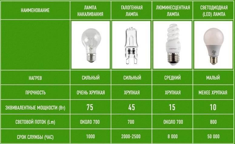 Что нужно знать о галогеновых лампах