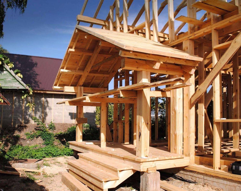 Строительство фундамента для террасы или веранды. виды, материалы и технологии