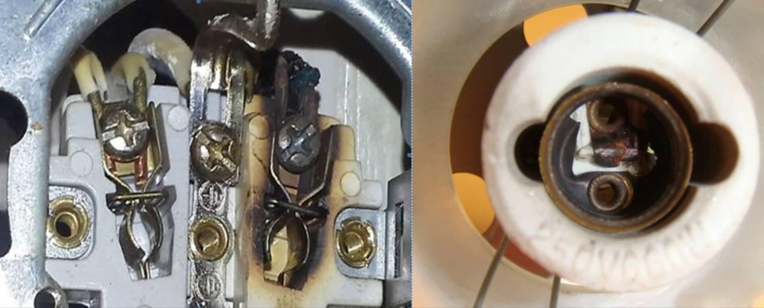 Греется вилка в розетке у водонагревателя - в чем причина