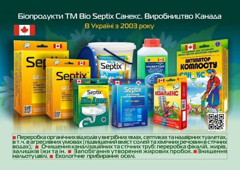 Биопрепараты для выгребных ям: биобактерии, биоактиватор, биогранулы, биосредства для очистки выгребных ям