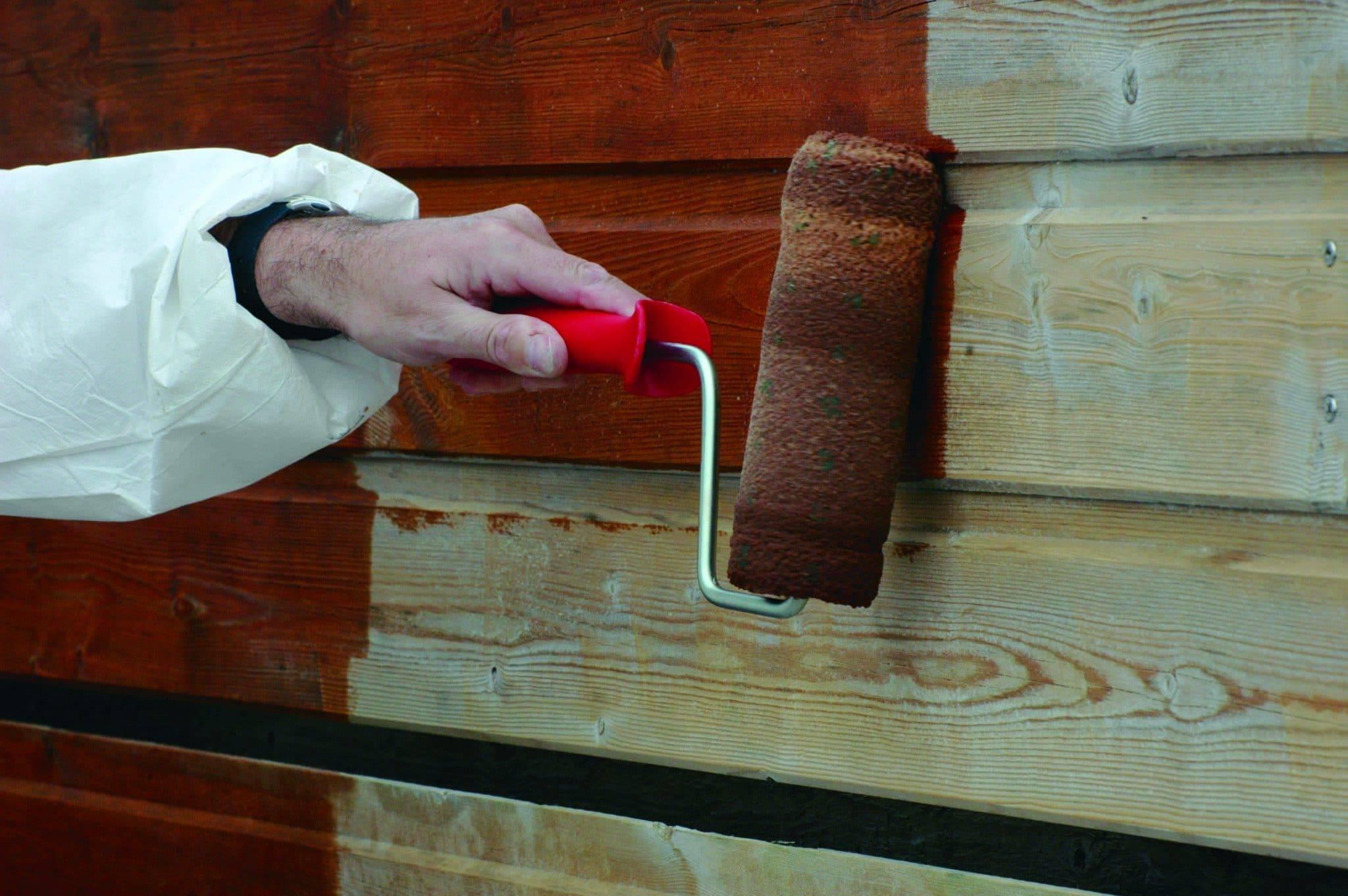 Правила и средства по обработке стен деревянного дома