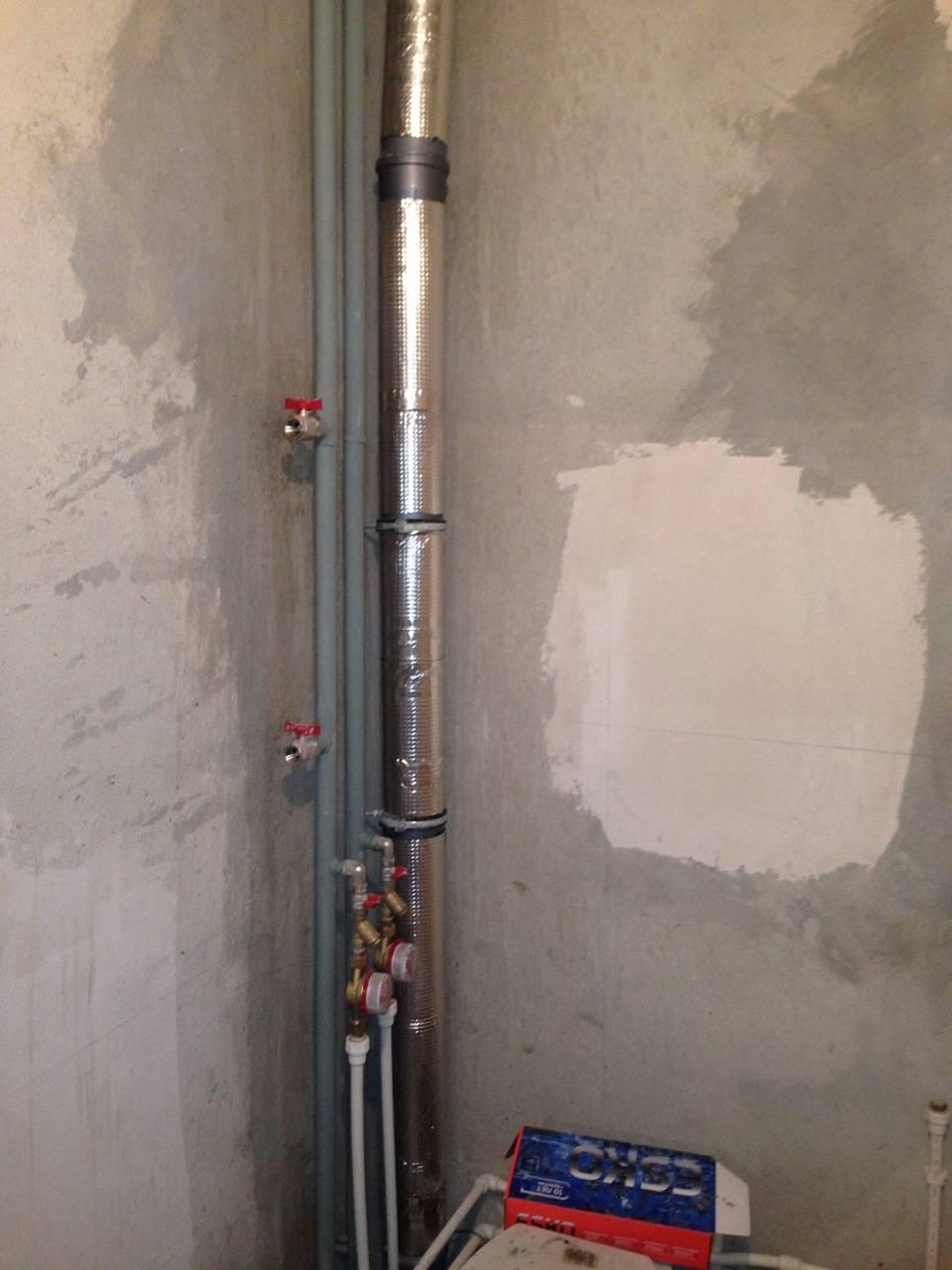 Шумоизоляция для канализационного стояка: материалы и как это сделать в квартире своими руками