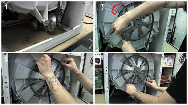 Не крутится барабан в стиральной машине: причины, что делать, ремонт