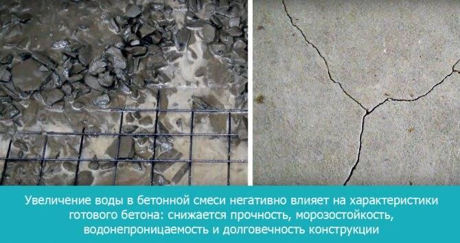 Можно ли добавлять жидкое стекло в бетон?