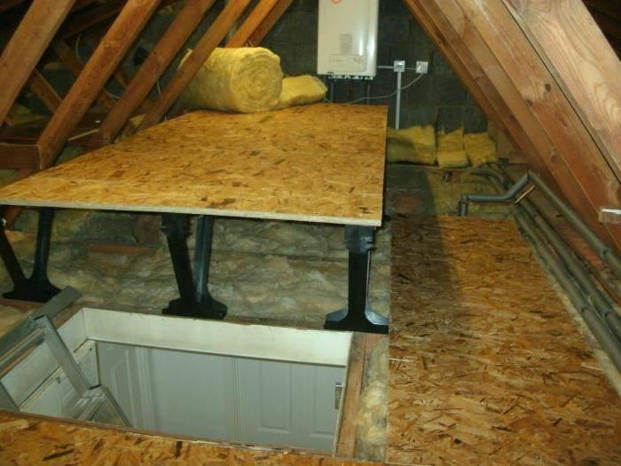 Утепление потолка в доме с холодной крышей: выбор утеплителя, расчёт толщины и монтаж своими руками - строительство и ремонт