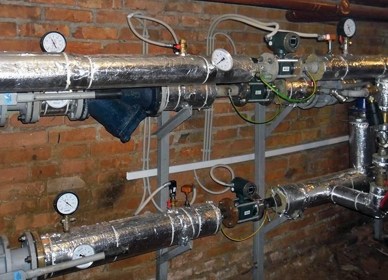 Общедомовые приборы учета тепла в многоквартирных домах ☀️