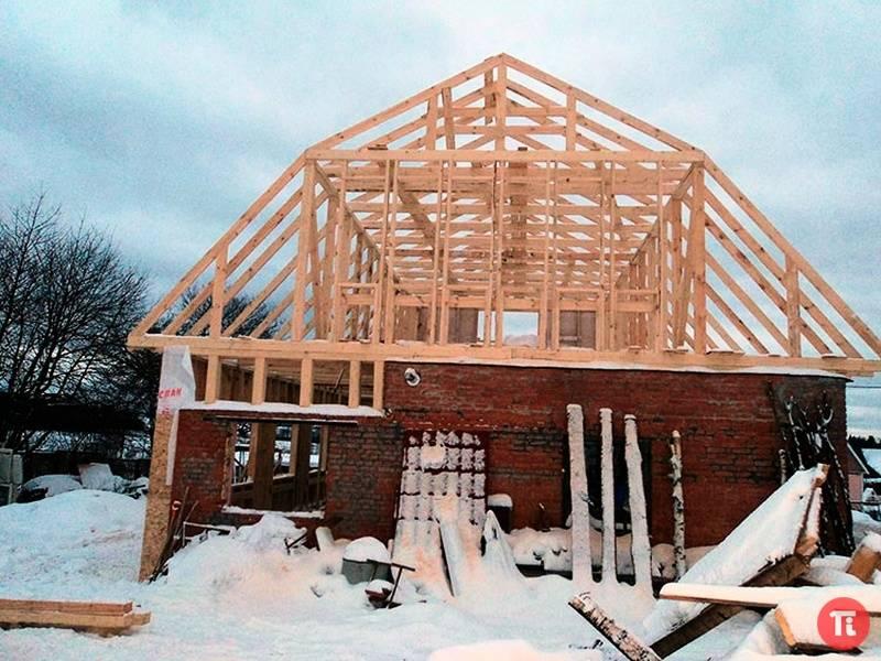 Разновидности крыш пристроек к дому: подбор конструкции