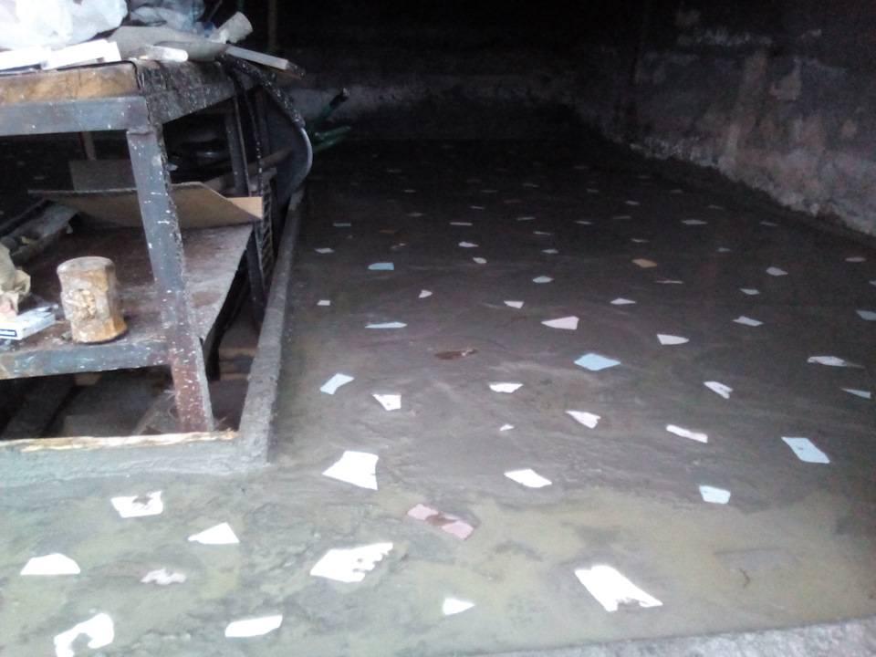 Заливка пола бетоном в гараже: пошаговая инструкция
