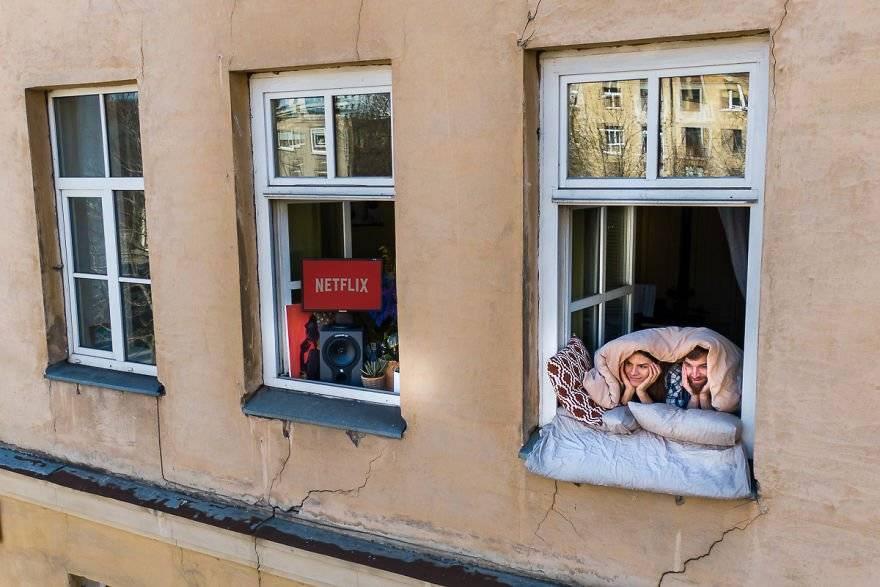Как украсить окна на новый год 2021 - 72 фото идеи необычного украшения окон