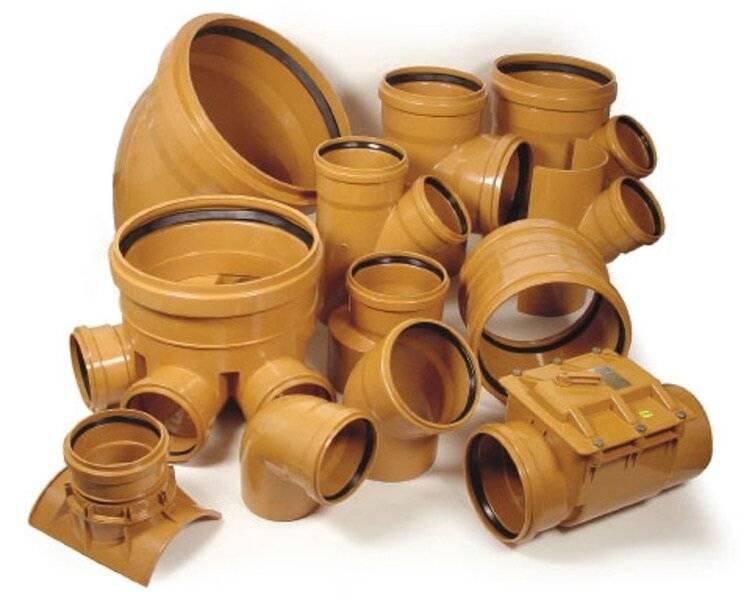 Труба канализационная пластиковая: размеры, диаметры, виды