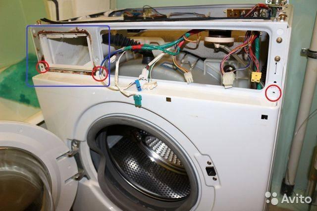 Ремонт стиральных машин beko своими руками, наиболее частые неисправности
