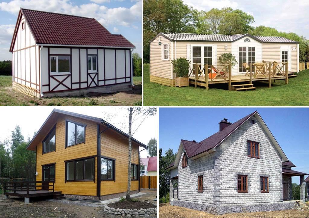 Из каких стеновых блоков лучше построить дом? сравнительный обзор