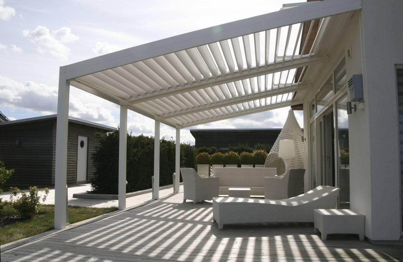 Прозрачная крыша для террасы своими руками и 22 фото для вдохновения