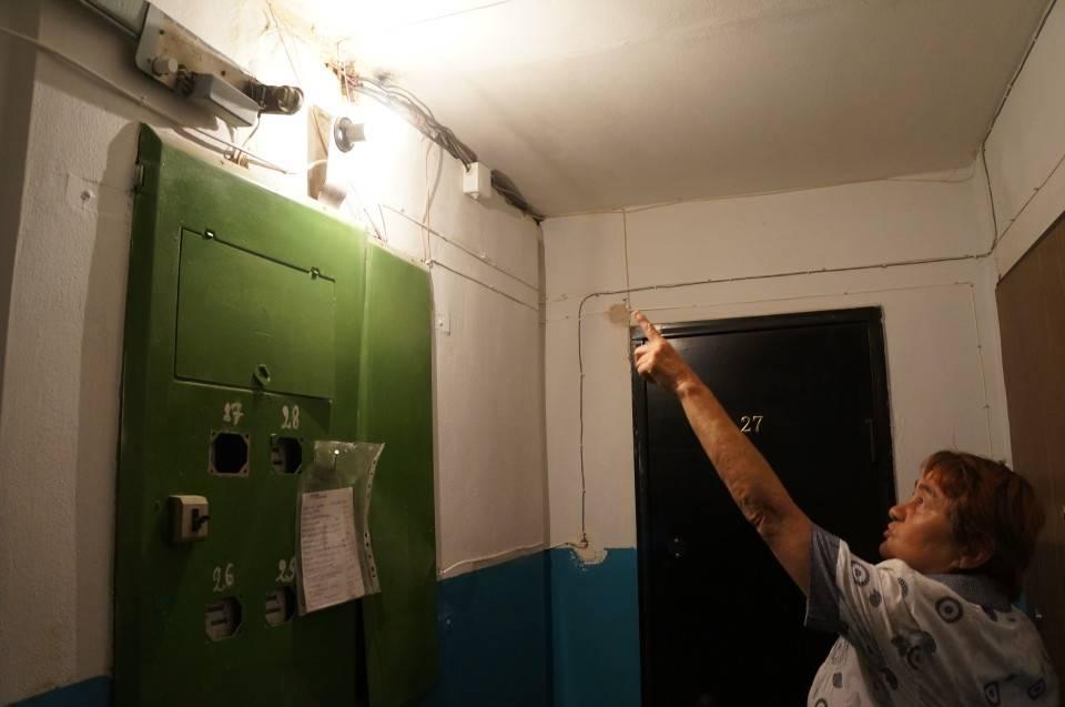 Кто должен менять счётчик электроэнергии на лестничной площадке