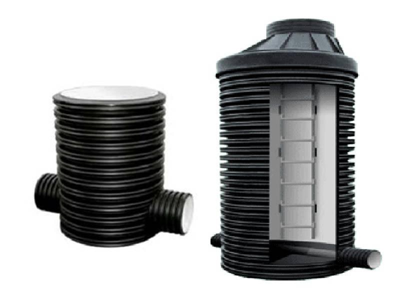 Преимущества и советы по монтажу полимерного канализационного колодца