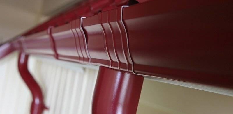 Купить водосток grand line (металлические водосточные системы гранд лайн) в москве по низкой цене
