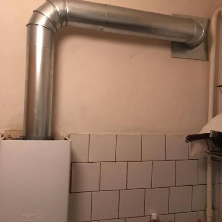 Особенности вытяжек для газовой колонки