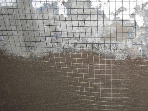 Штукатурная сетка: стеклосетка для стен, армирующие строительные варианты с размером ячеек 10х10 мм для внутренних работ