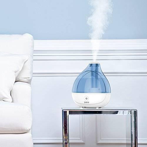 Увлажнение воздуха в квартире: аквариум, растения, фонтанчик, уборка, сушка белья