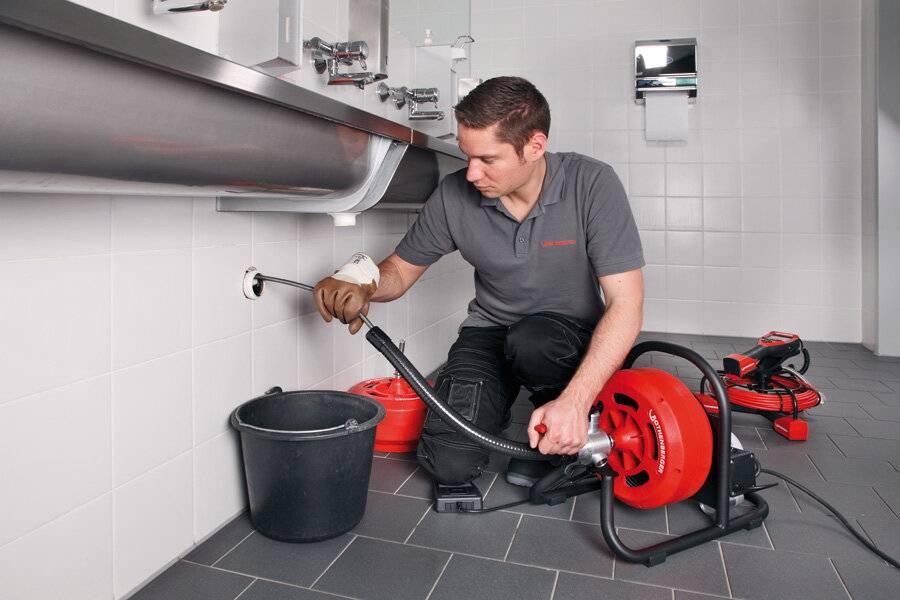 Промывка канализации, устранение засоров, обслуживание и прочистка систем канализации