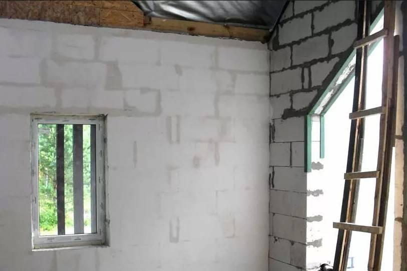 Способы внутренней отделки дома из газобетона: особенности, рекомендации