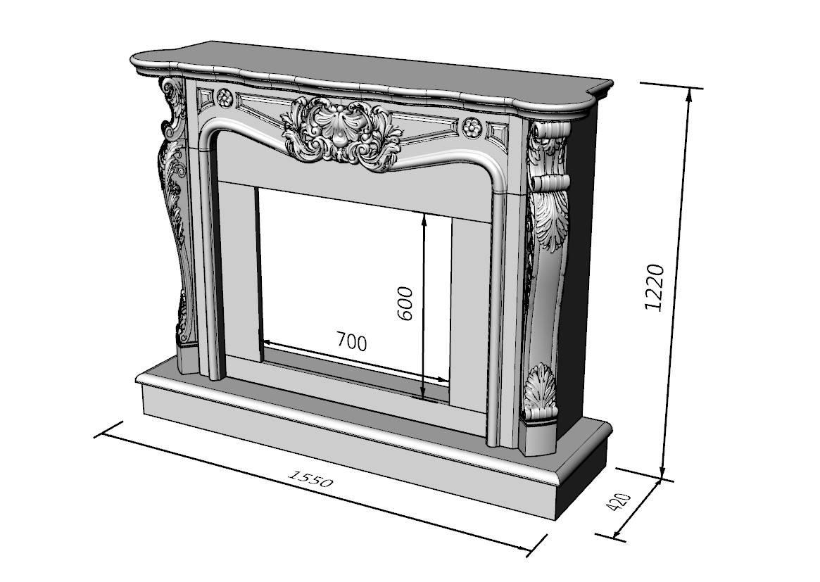 Как сделать декоративный камин своими руками пошаговая инструкция