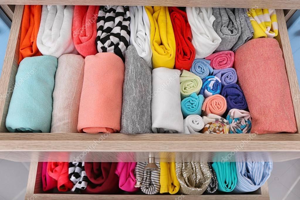 Как навести порядок в гардеробе раз и навсегда: метод мари кондо - burning hut