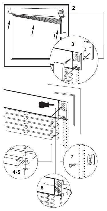 Как вешать жалюзи на пластиковые окна без сверления | совет мастера