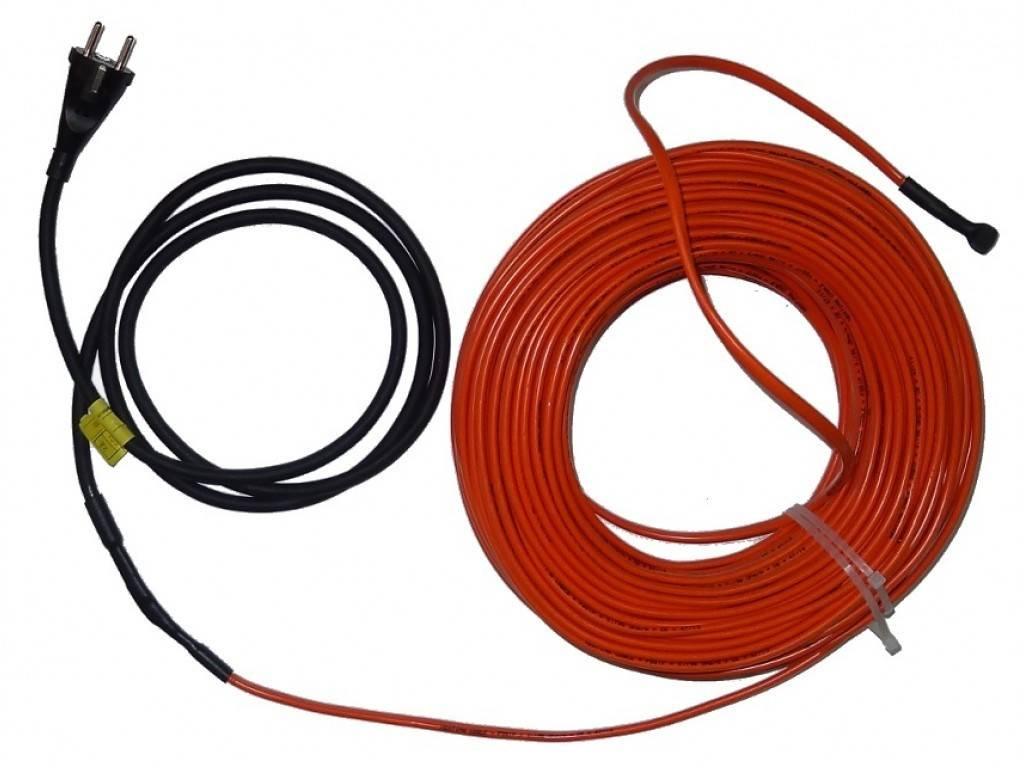 Обогрев бетона нагревательными проводами: пнсв для нагрева