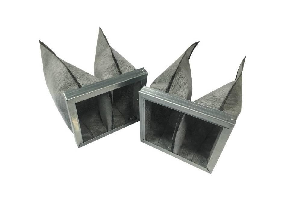 О фильтрации воздуха в системе вентиляции