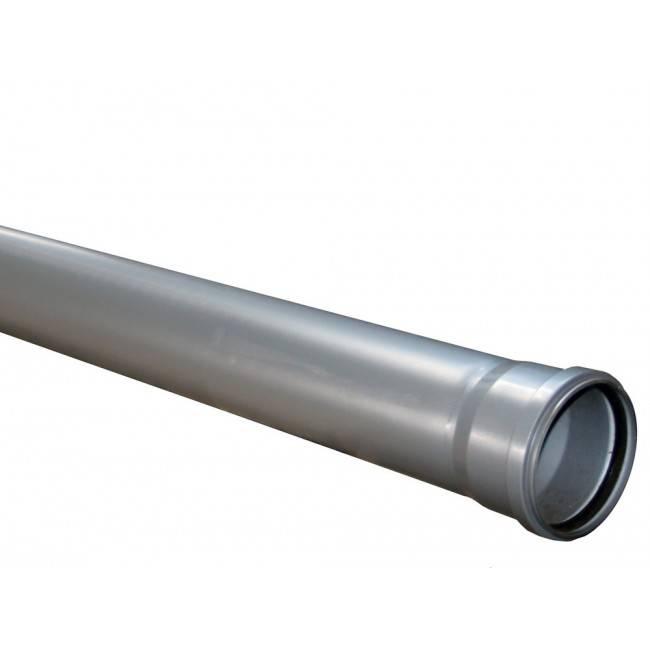 Наружный диаметр канализационных труб пвх   таблица