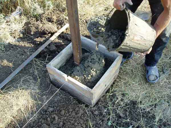 Как правильно заливать бетон, технологии