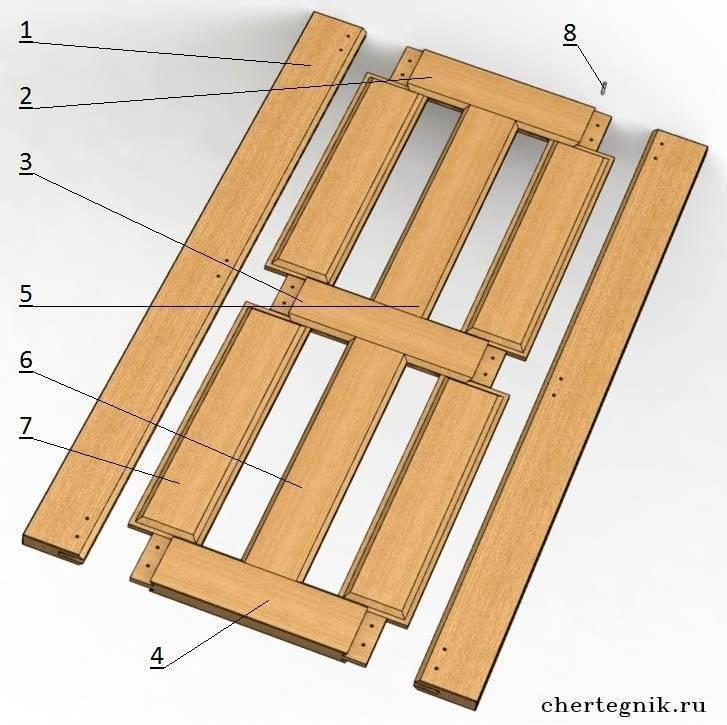 Как сделать дверь-купе своими руками. инструкции с фото