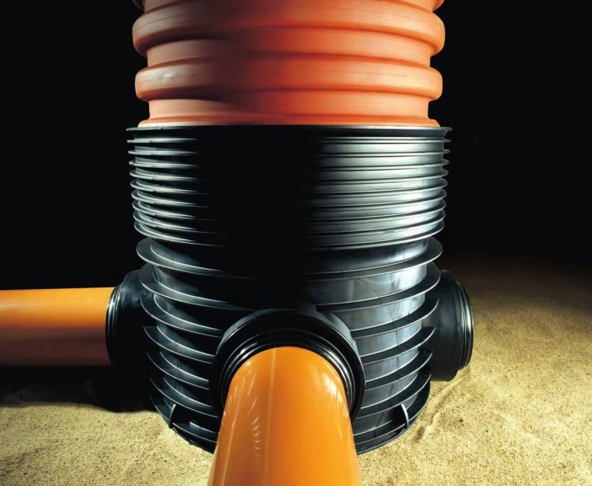 Кольца колодезные пластиковые: выбор, применение, полезные рекомендации
