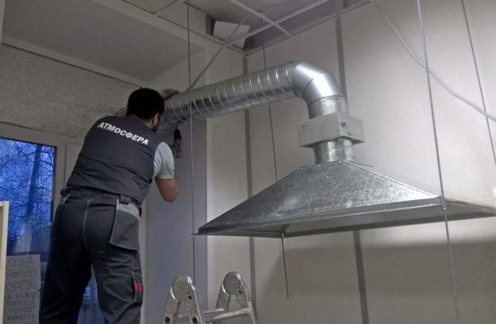 Вентиляция кафе и ресторана - информтех - проектирование вентиляции и кондиционирования