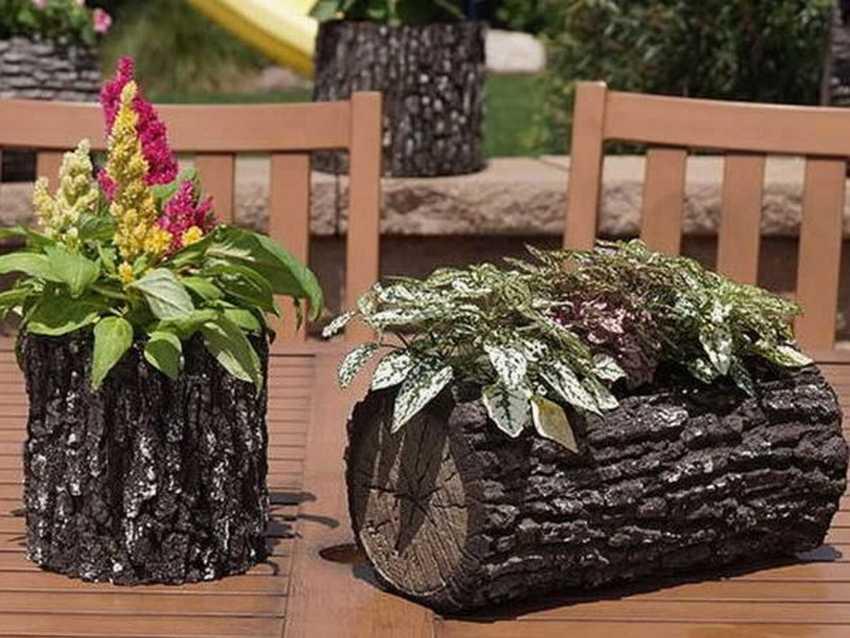 Вазоны своими руками: делаем пошагово вазоны для цветов